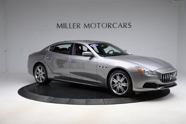 Used 2017 Maserati Quattroporte S Q4 GranLusso for sale $59,900 at Bentley Greenwich in Greenwich CT 06830 10