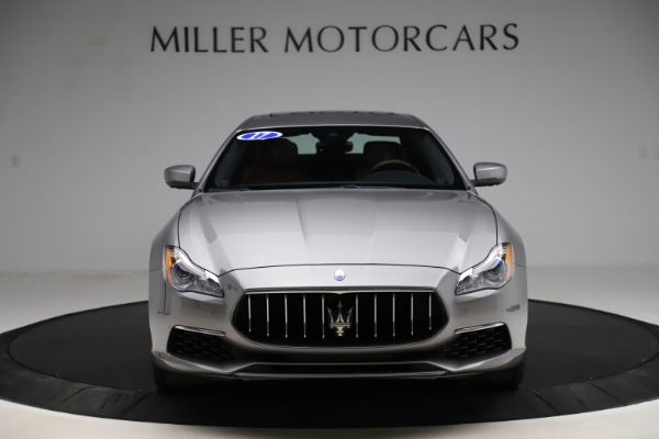 Used 2017 Maserati Quattroporte S Q4 GranLusso for sale Sold at Bentley Greenwich in Greenwich CT 06830 12