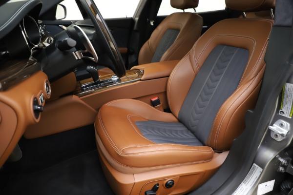 Used 2017 Maserati Quattroporte S Q4 GranLusso for sale $59,900 at Bentley Greenwich in Greenwich CT 06830 15