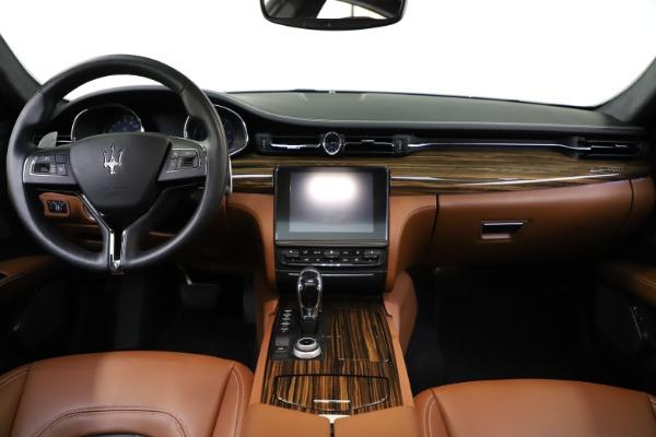 Used 2017 Maserati Quattroporte S Q4 GranLusso for sale $59,900 at Bentley Greenwich in Greenwich CT 06830 16