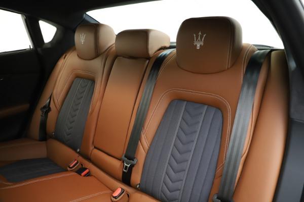 Used 2017 Maserati Quattroporte S Q4 GranLusso for sale $59,900 at Bentley Greenwich in Greenwich CT 06830 18