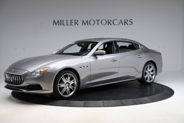 Used 2017 Maserati Quattroporte S Q4 GranLusso for sale Sold at Bentley Greenwich in Greenwich CT 06830 2