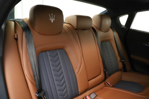 Used 2017 Maserati Quattroporte S Q4 GranLusso for sale $59,900 at Bentley Greenwich in Greenwich CT 06830 26