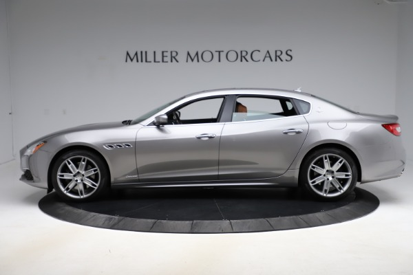 Used 2017 Maserati Quattroporte S Q4 GranLusso for sale Sold at Bentley Greenwich in Greenwich CT 06830 3