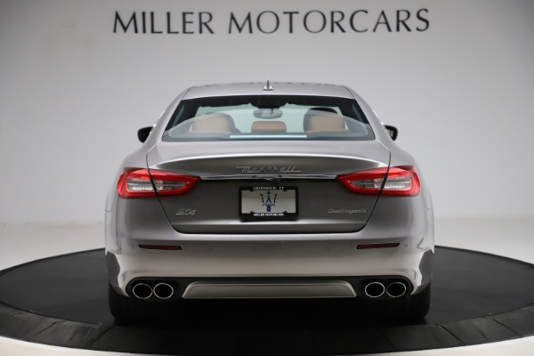 Used 2017 Maserati Quattroporte S Q4 GranLusso for sale Sold at Bentley Greenwich in Greenwich CT 06830 6