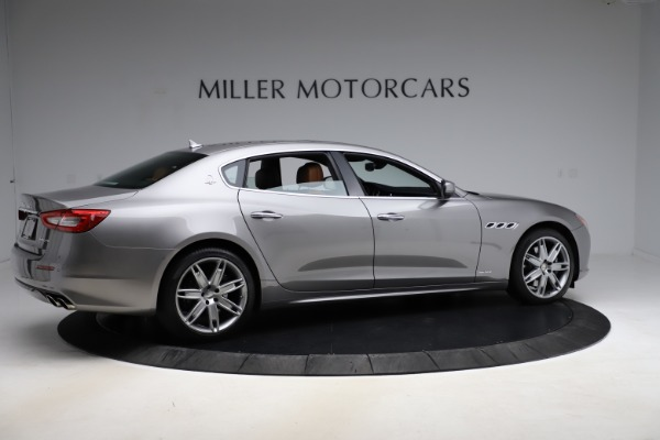 Used 2017 Maserati Quattroporte S Q4 GranLusso for sale Sold at Bentley Greenwich in Greenwich CT 06830 8