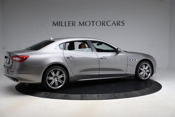 Used 2017 Maserati Quattroporte S Q4 GranLusso for sale $59,900 at Bentley Greenwich in Greenwich CT 06830 8