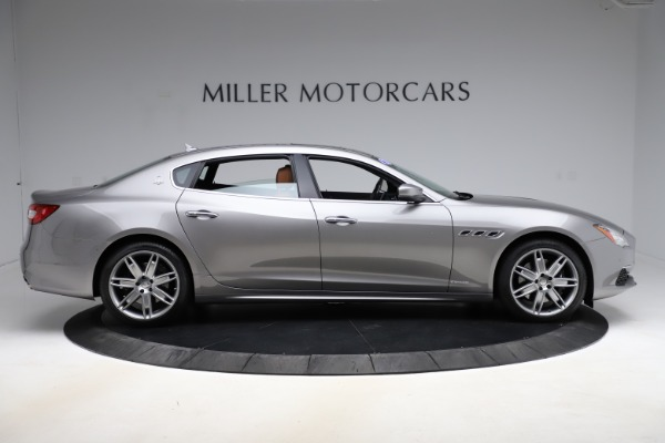 Used 2017 Maserati Quattroporte S Q4 GranLusso for sale Sold at Bentley Greenwich in Greenwich CT 06830 9