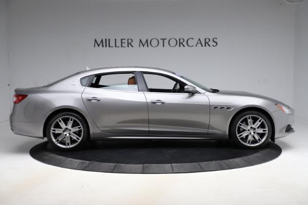 Used 2017 Maserati Quattroporte S Q4 GranLusso for sale $59,900 at Bentley Greenwich in Greenwich CT 06830 9