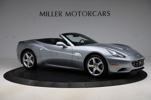 Used 2013 Ferrari California 30 for sale $103,900 at Bentley Greenwich in Greenwich CT 06830 10