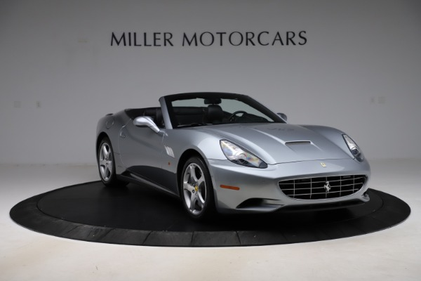 Used 2013 Ferrari California 30 for sale $103,900 at Bentley Greenwich in Greenwich CT 06830 11