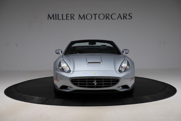 Used 2013 Ferrari California 30 for sale $103,900 at Bentley Greenwich in Greenwich CT 06830 12