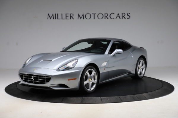 Used 2013 Ferrari California 30 for sale $103,900 at Bentley Greenwich in Greenwich CT 06830 13