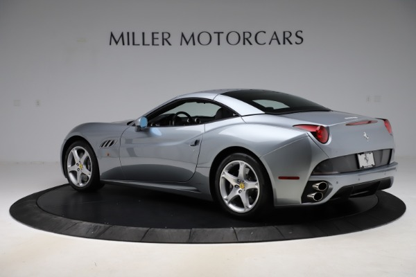 Used 2013 Ferrari California 30 for sale $103,900 at Bentley Greenwich in Greenwich CT 06830 15
