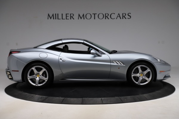 Used 2013 Ferrari California 30 for sale $103,900 at Bentley Greenwich in Greenwich CT 06830 17