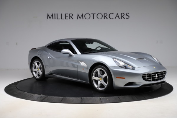Used 2013 Ferrari California 30 for sale $103,900 at Bentley Greenwich in Greenwich CT 06830 18