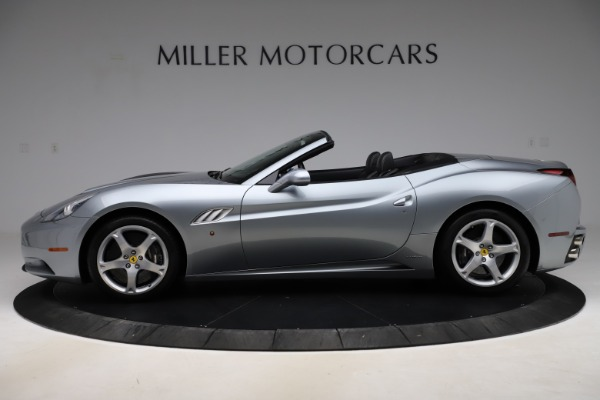 Used 2013 Ferrari California 30 for sale $103,900 at Bentley Greenwich in Greenwich CT 06830 3