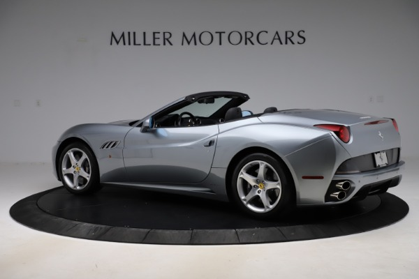 Used 2013 Ferrari California 30 for sale $103,900 at Bentley Greenwich in Greenwich CT 06830 4