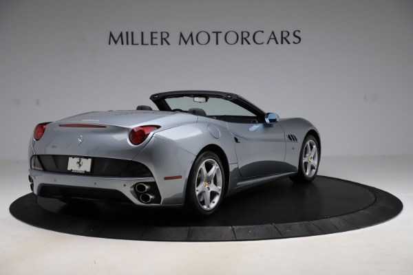 Used 2013 Ferrari California 30 for sale $103,900 at Bentley Greenwich in Greenwich CT 06830 7