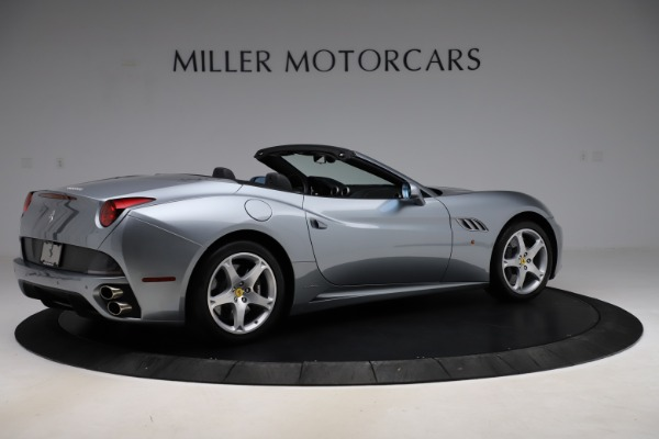 Used 2013 Ferrari California 30 for sale $103,900 at Bentley Greenwich in Greenwich CT 06830 8