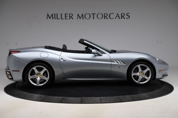Used 2013 Ferrari California 30 for sale $103,900 at Bentley Greenwich in Greenwich CT 06830 9