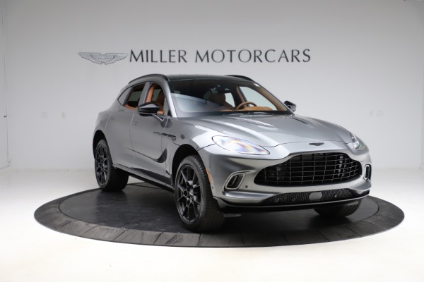 New 2021 Aston Martin DBX SUV for sale $229,486 at Bentley Greenwich in Greenwich CT 06830 10