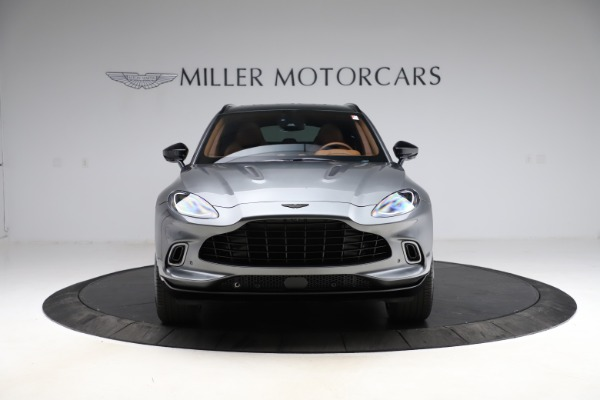New 2021 Aston Martin DBX SUV for sale $229,486 at Bentley Greenwich in Greenwich CT 06830 11