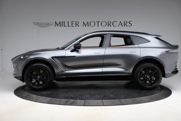 New 2021 Aston Martin DBX SUV for sale $229,486 at Bentley Greenwich in Greenwich CT 06830 2