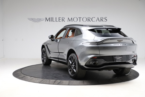 New 2021 Aston Martin DBX SUV for sale $229,486 at Bentley Greenwich in Greenwich CT 06830 4