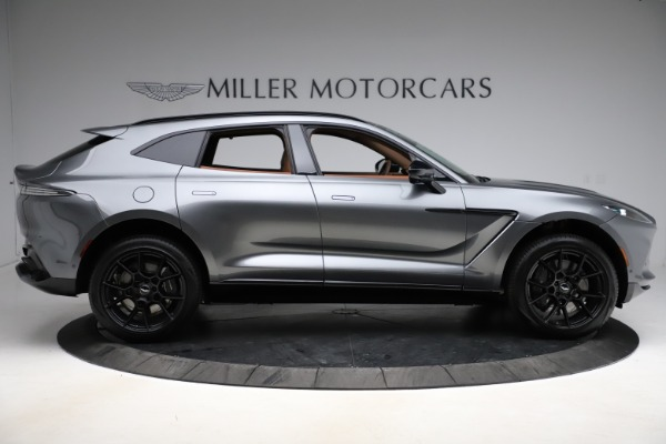 New 2021 Aston Martin DBX SUV for sale $229,486 at Bentley Greenwich in Greenwich CT 06830 8