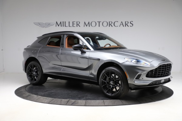 New 2021 Aston Martin DBX SUV for sale $229,486 at Bentley Greenwich in Greenwich CT 06830 9