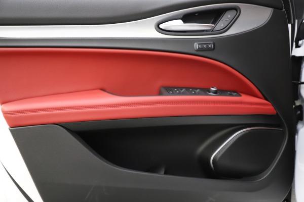 New 2020 Alfa Romeo Stelvio Ti Sport Q4 for sale $53,445 at Bentley Greenwich in Greenwich CT 06830 17