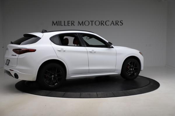 New 2020 Alfa Romeo Stelvio Ti Sport Q4 for sale $53,445 at Bentley Greenwich in Greenwich CT 06830 8