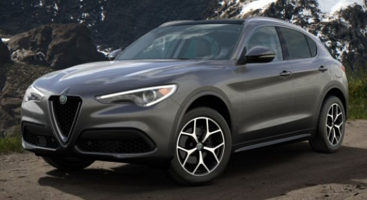 New 2020 Alfa Romeo Stelvio Ti Q4 for sale $49,695 at Bentley Greenwich in Greenwich CT 06830 1