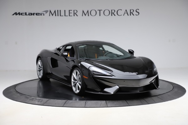 Used 2019 McLaren 570S for sale $177,900 at Bentley Greenwich in Greenwich CT 06830 10