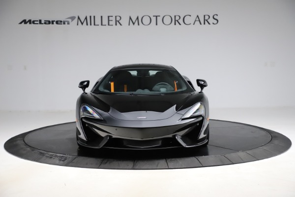 Used 2019 McLaren 570S for sale $177,900 at Bentley Greenwich in Greenwich CT 06830 11