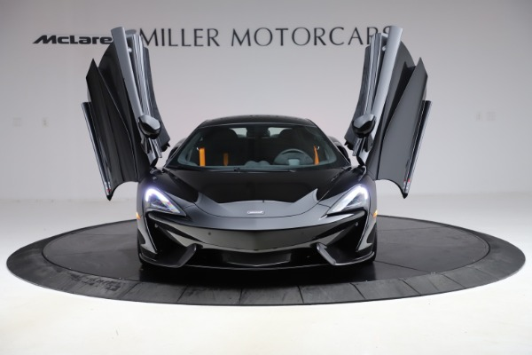 Used 2019 McLaren 570S for sale $177,900 at Bentley Greenwich in Greenwich CT 06830 12
