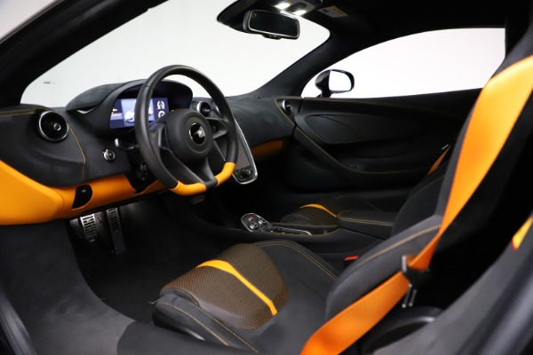 Used 2019 McLaren 570S for sale $177,900 at Bentley Greenwich in Greenwich CT 06830 16