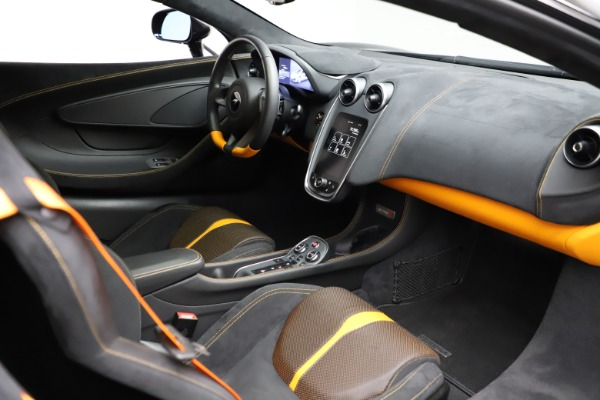 Used 2019 McLaren 570S for sale $177,900 at Bentley Greenwich in Greenwich CT 06830 19