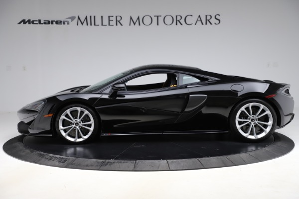 Used 2019 McLaren 570S for sale $177,900 at Bentley Greenwich in Greenwich CT 06830 2