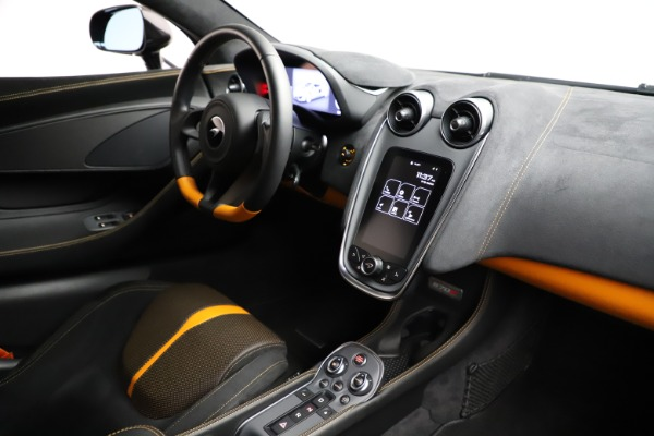 Used 2019 McLaren 570S for sale $177,900 at Bentley Greenwich in Greenwich CT 06830 22