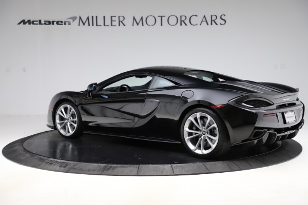 Used 2019 McLaren 570S for sale $177,900 at Bentley Greenwich in Greenwich CT 06830 3
