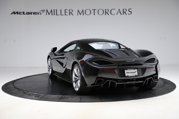 Used 2019 McLaren 570S for sale $177,900 at Bentley Greenwich in Greenwich CT 06830 4