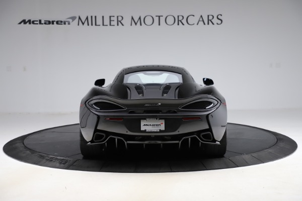 Used 2019 McLaren 570S for sale $177,900 at Bentley Greenwich in Greenwich CT 06830 5