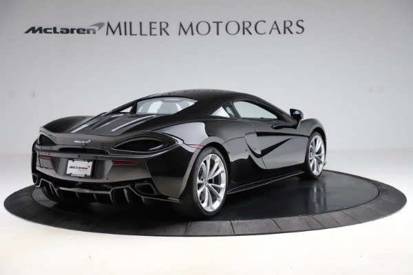 Used 2019 McLaren 570S for sale $177,900 at Bentley Greenwich in Greenwich CT 06830 6