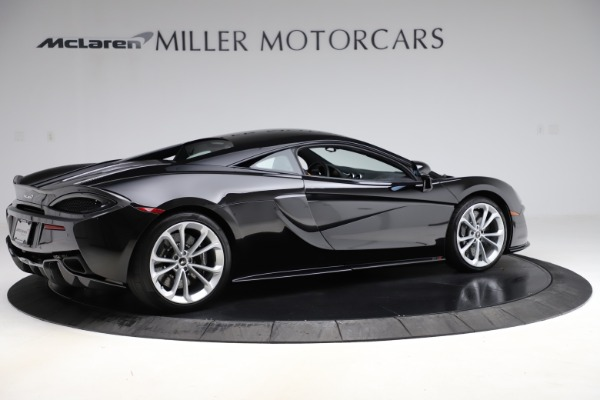 Used 2019 McLaren 570S for sale $177,900 at Bentley Greenwich in Greenwich CT 06830 7