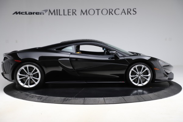 Used 2019 McLaren 570S for sale $177,900 at Bentley Greenwich in Greenwich CT 06830 8