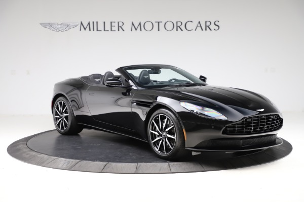 New 2021 Aston Martin DB11 Volante Convertible for sale $254,416 at Bentley Greenwich in Greenwich CT 06830 10