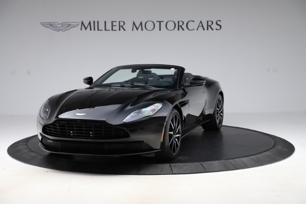 New 2021 Aston Martin DB11 Volante Convertible for sale $254,416 at Bentley Greenwich in Greenwich CT 06830 12