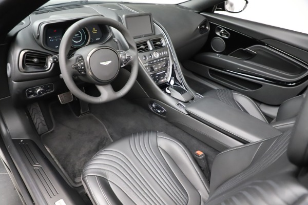 New 2021 Aston Martin DB11 Volante for sale $254,416 at Bentley Greenwich in Greenwich CT 06830 13